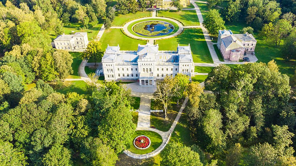 Entfaltung des Schleiers der Geheimnisse: eine Entdeckungsreise durch litauische Herrenhäuser