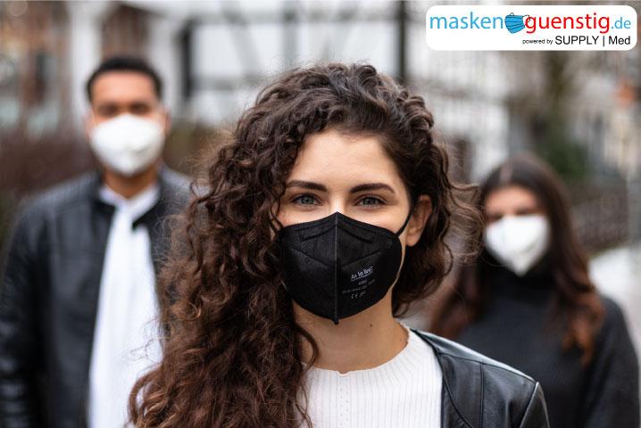 FFP2-Masken für 1 Euro – Die Gratwanderung eines Unternehmers